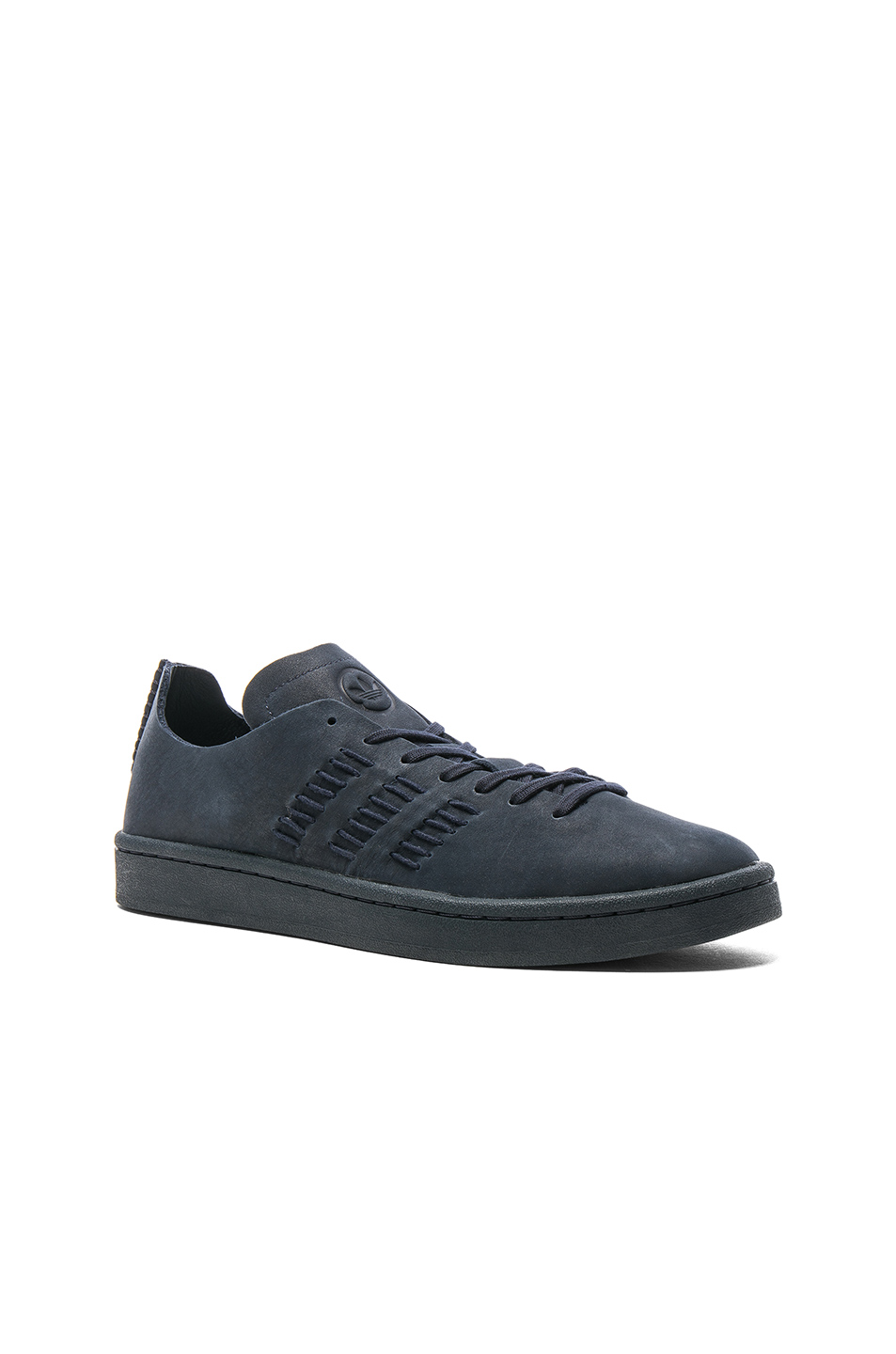 adidas by wings + horns Leather Campus Sneakers in Blue