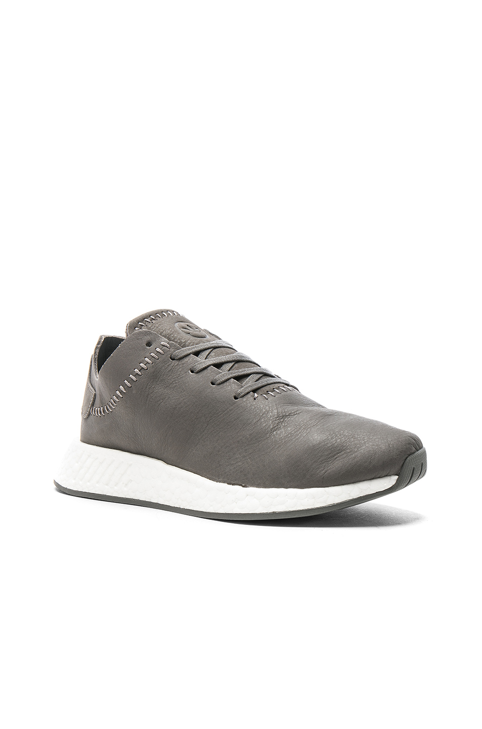 adidas by wings + horns NMD Leather in Gray