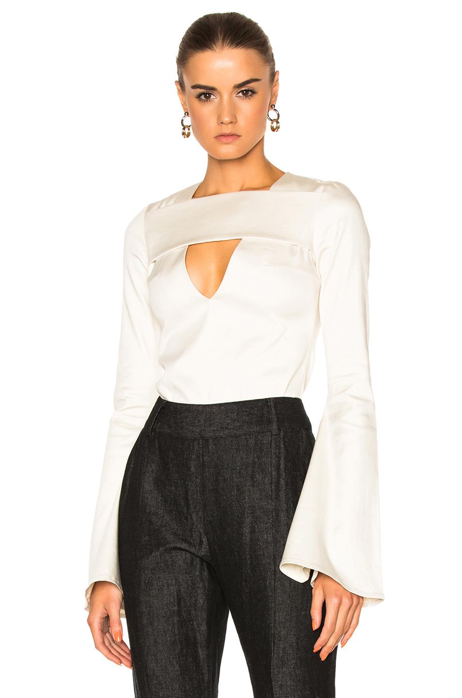 Beaufille Rosalind Bodysuit in White