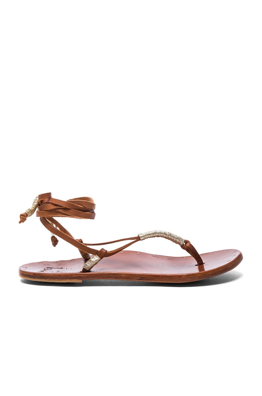 Beek The Crane Sandals in Brown