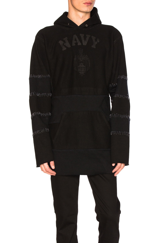 Blackfist 2 Hoodie in Black