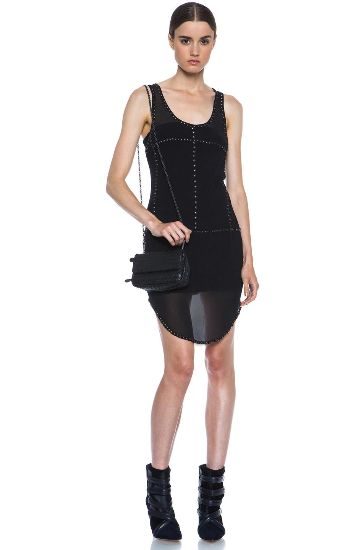 Bottega Veneta Woven Leather Mini Shoulder Bag 93