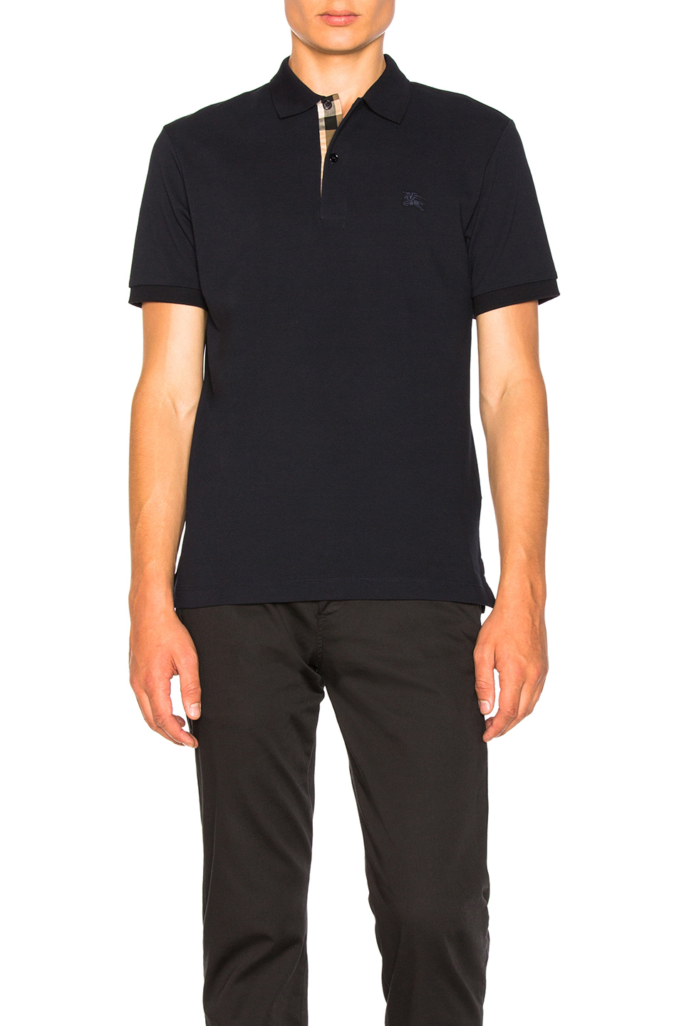 Burberry Core Polo in Blue