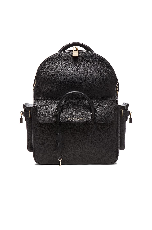 Buscemi PHD Backpack in Black