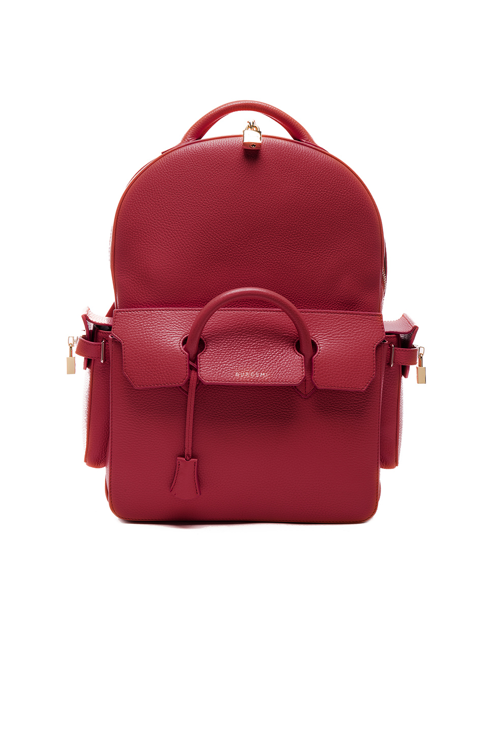 Buscemi PHD Backpack in Red
