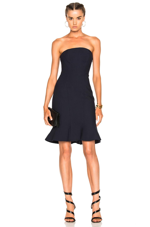 Cinq a Sept Calvina Dress in Blue
