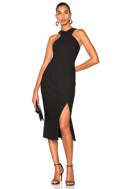 Cinq a Sept Melina Dress in Black
