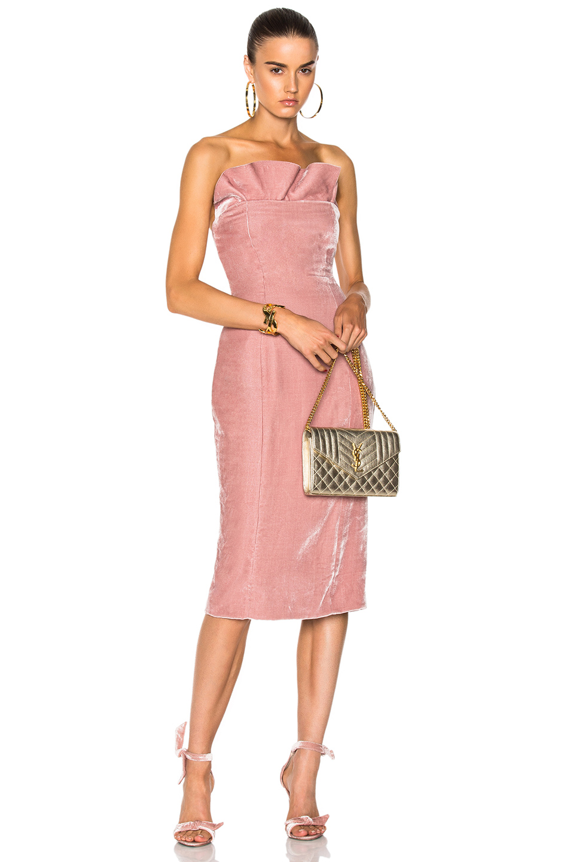Cinq a Sept Marceau Dress in Pink