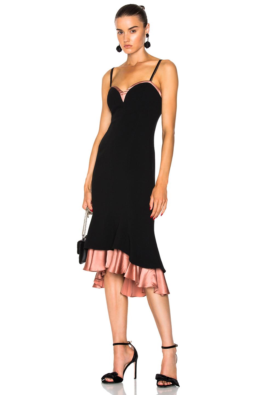 Cinq a Sept Morghana Dress in Black