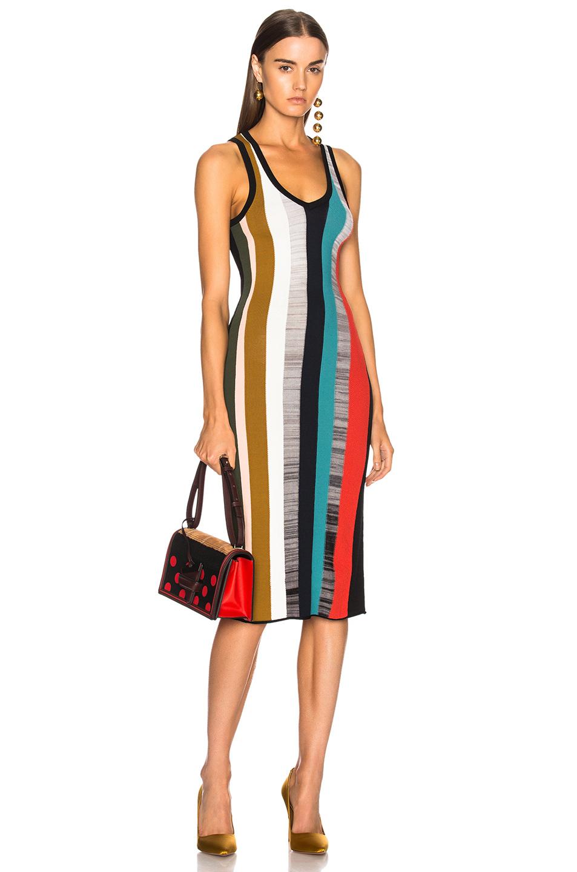 Cinq a Sept Stara Dress in Multi