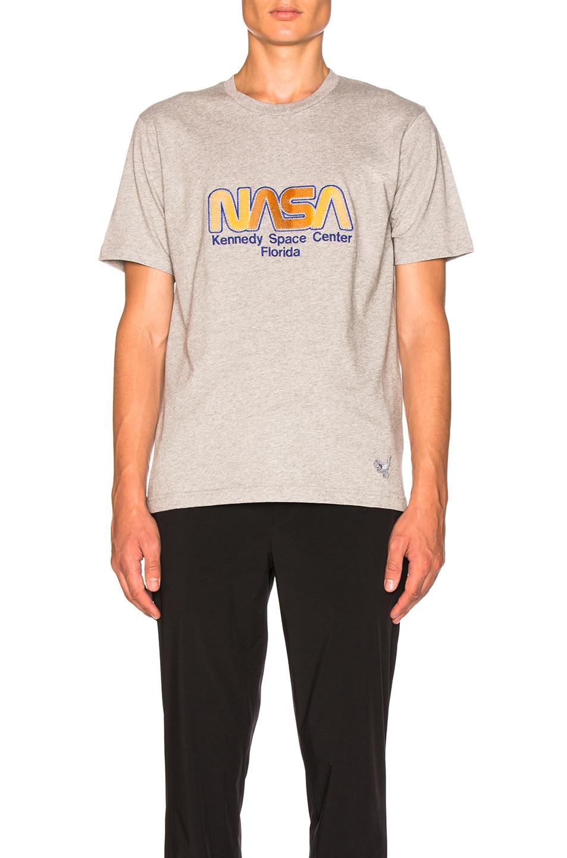 Coach 1941 NASA Tee Shirt in Gray
