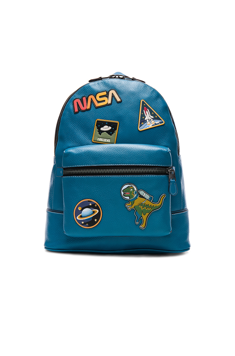 Coach 1941 NASA Embellished Backpack in Blue