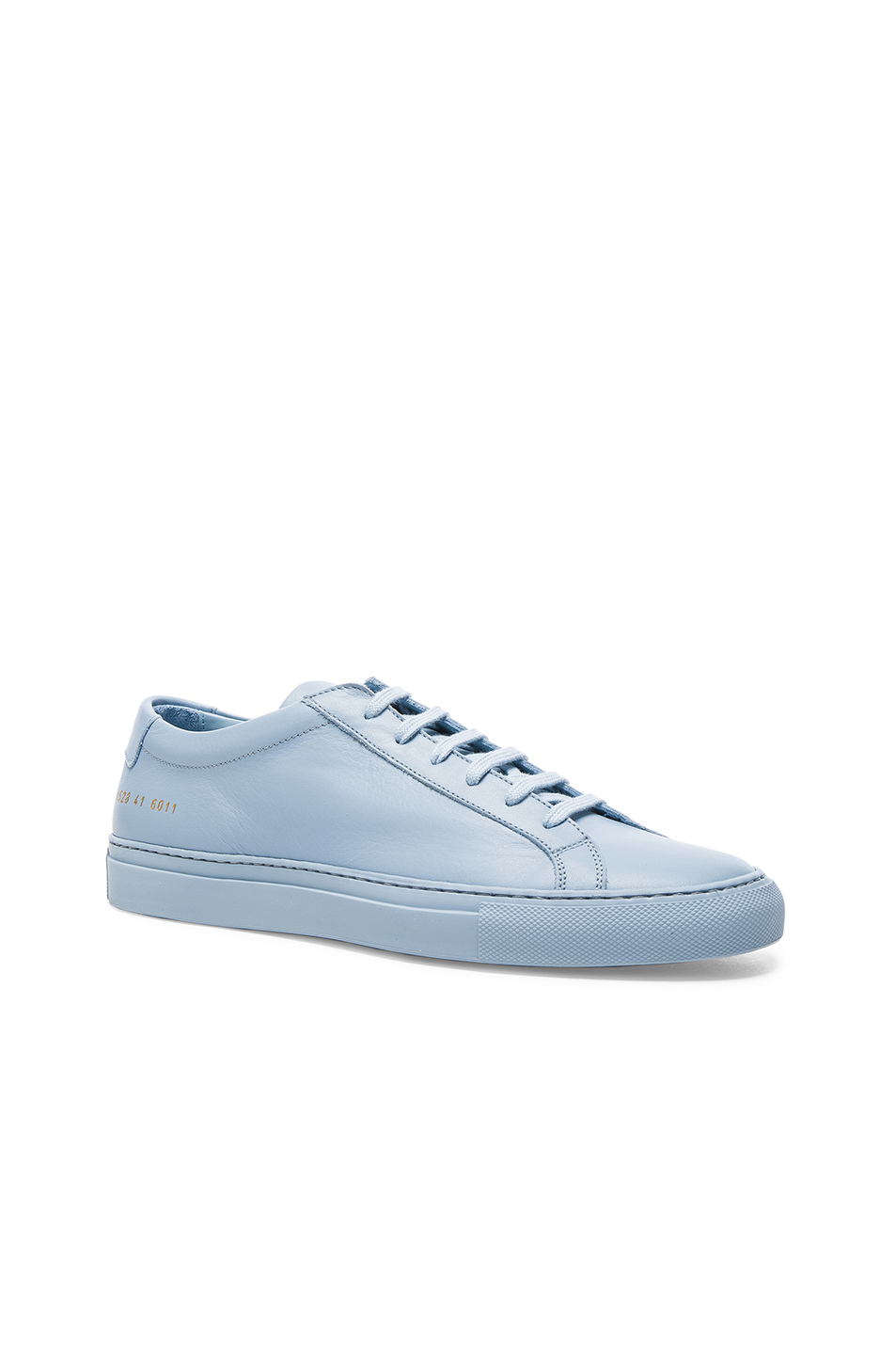 Common Projects Original Achilles Low in Blue