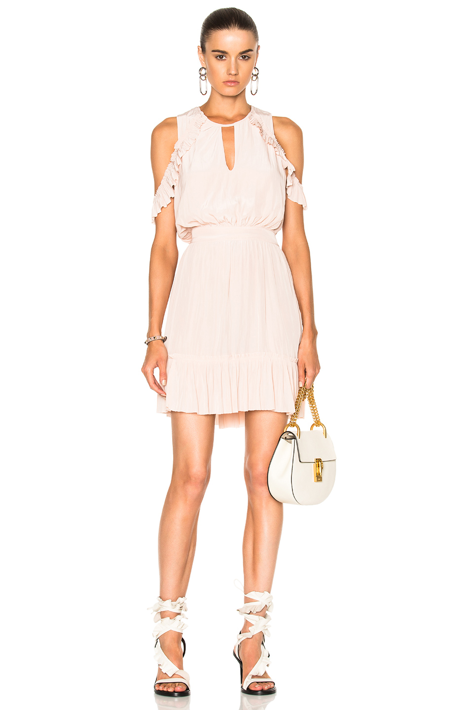 Calvin Rucker for FWRD Hot in Here Dress in Pink