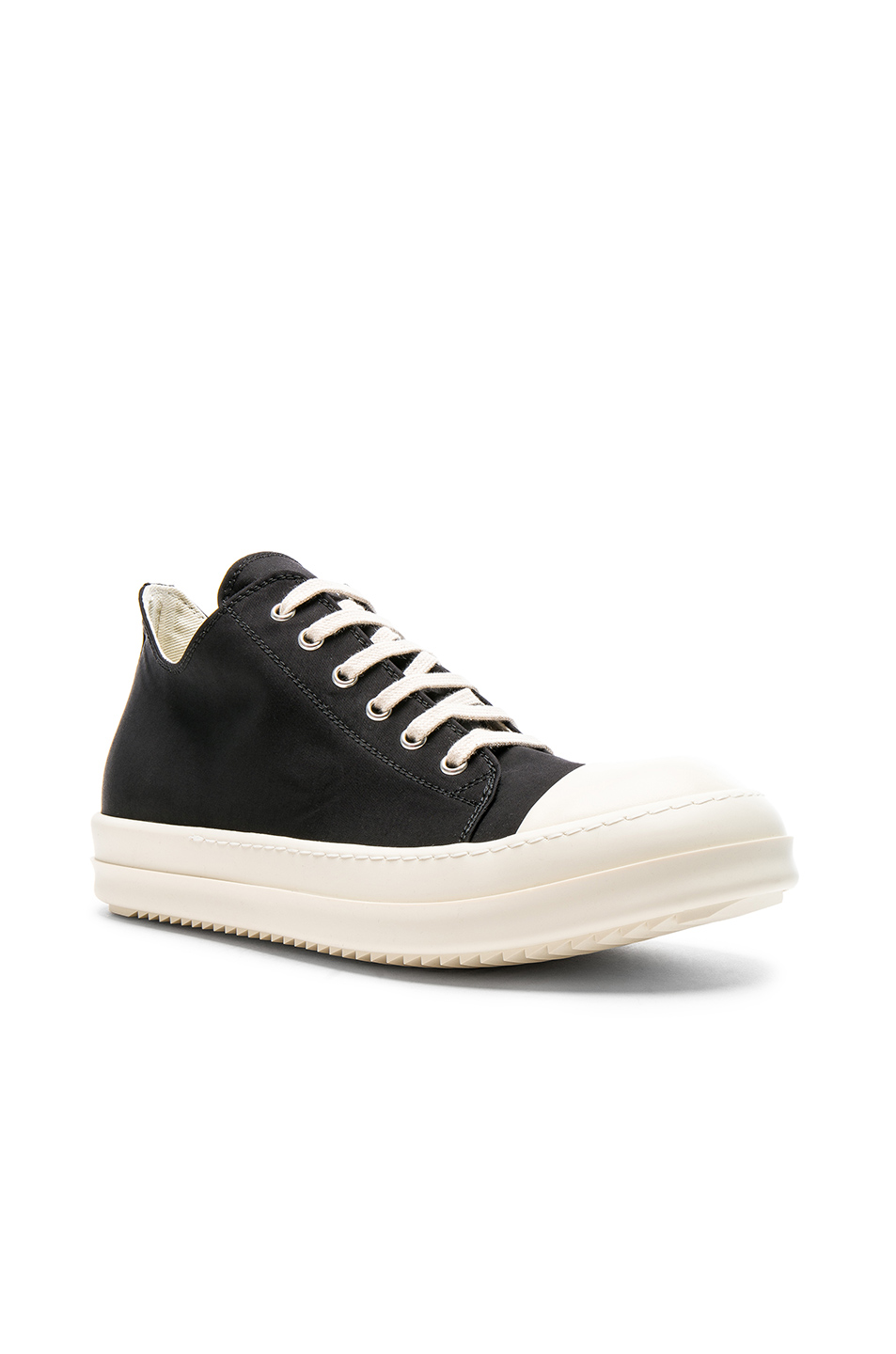 DRKSHDW by Rick Owens Scarpe Low Sneakers in Black