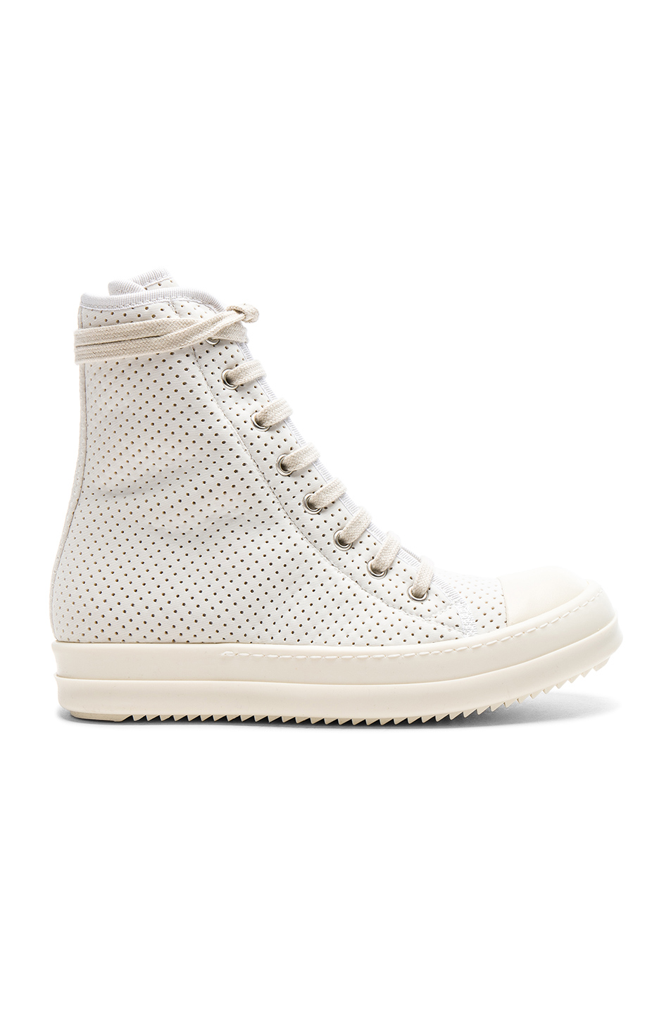 DRKSHDW by Rick Owens Scarpe Sneakers in White