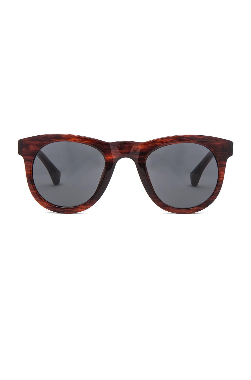 Dries Van Noten Sunglasses in Red