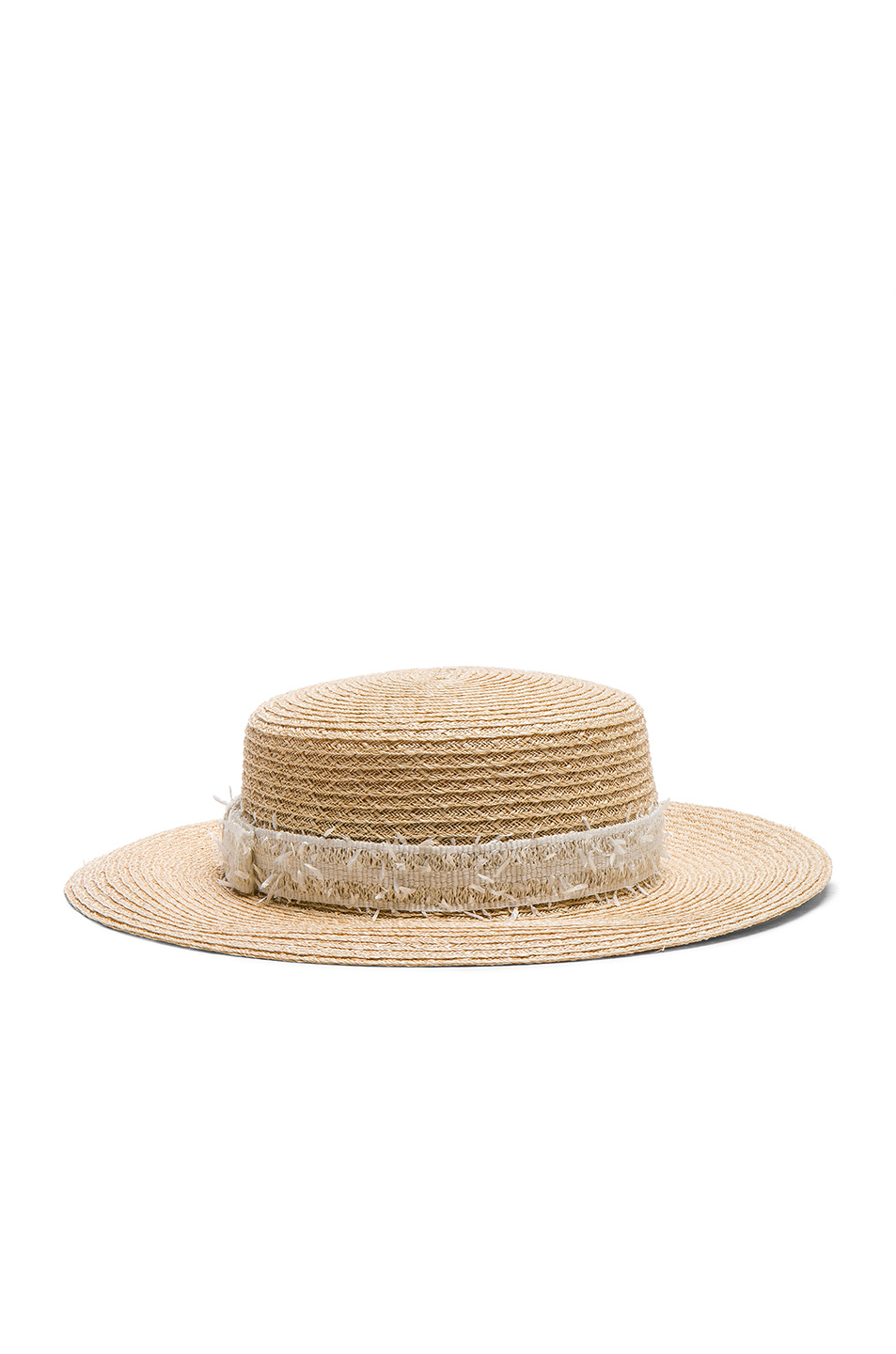 Eugenia Kim Brigitte Hat in Neutrals