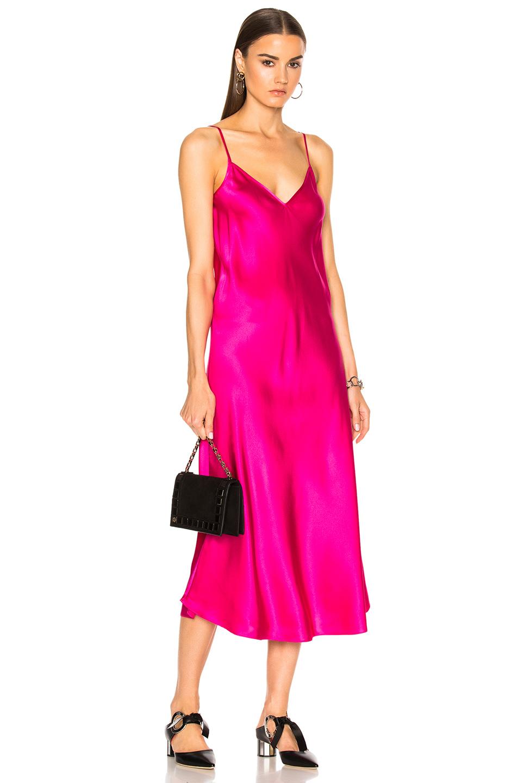 Ellery Technopriest Dress in Pink