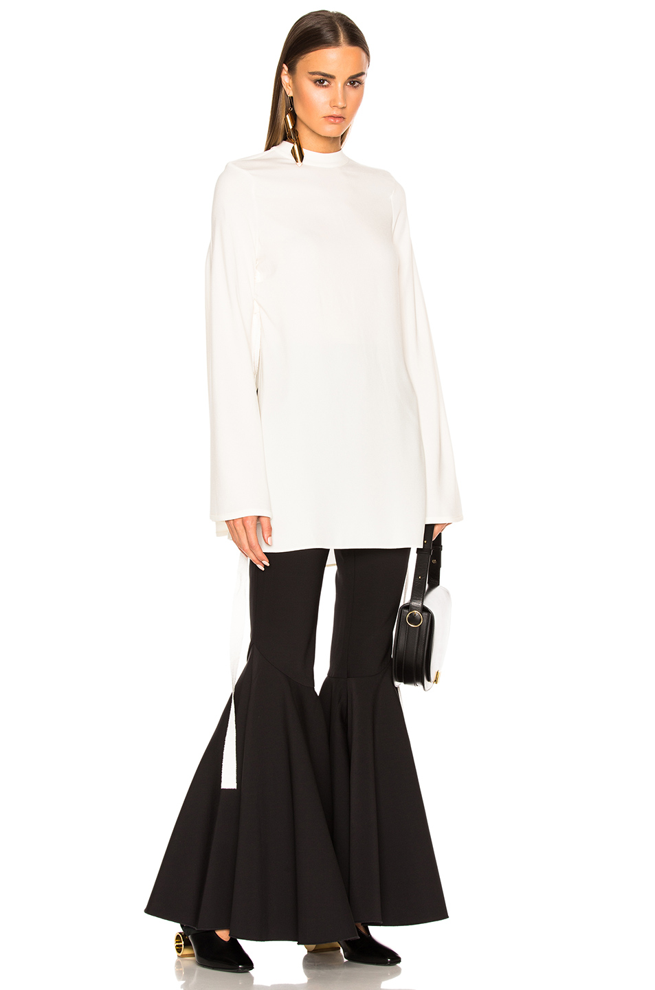 Ellery Purify Top in White