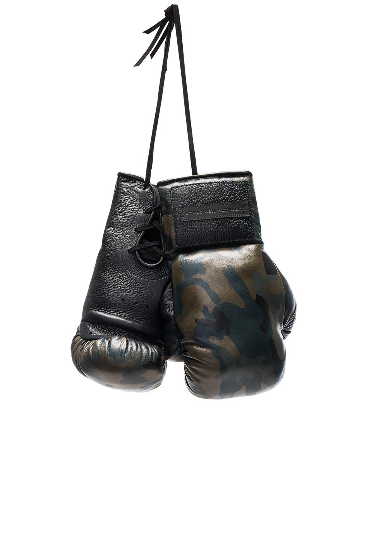 Elisabeth Weinstock Manila Boxing Glove in Green