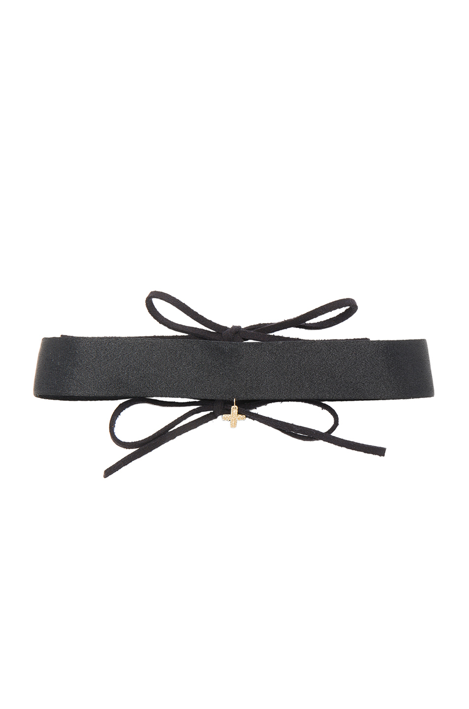 ERTH for FWRD Cross Choker in Black