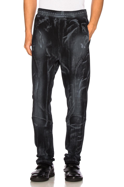 Faith Connexion Urban Jogging Pants in Black