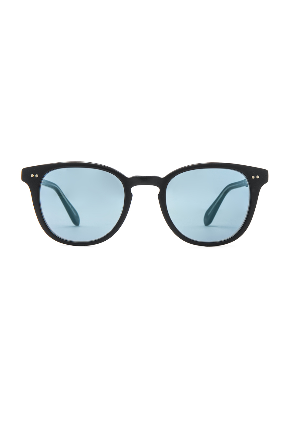 Garrett Leight McKinley 45 in Black