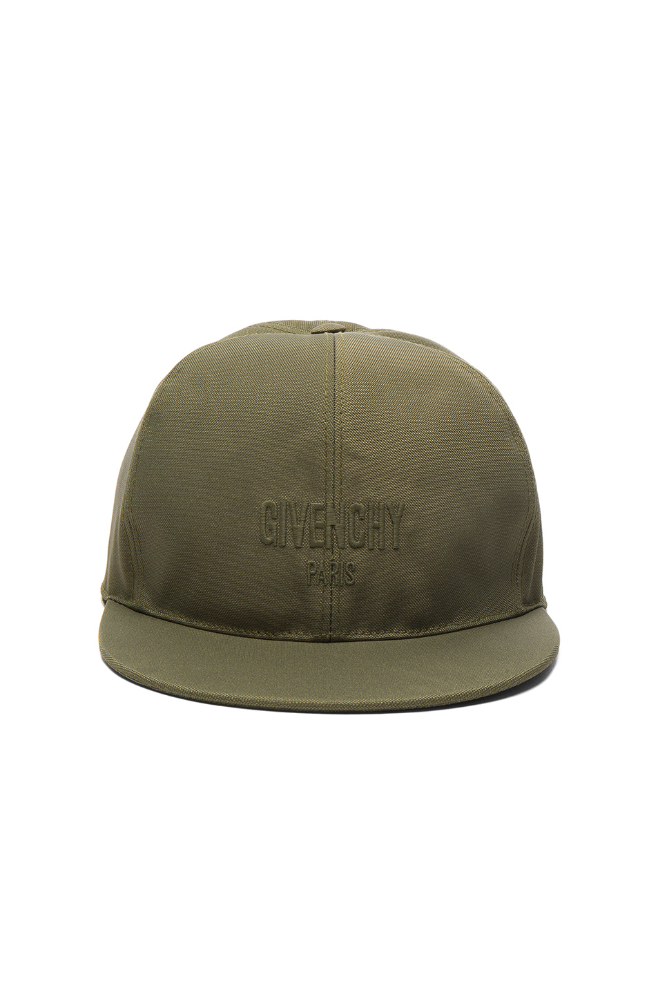 Givenchy Cap in Green