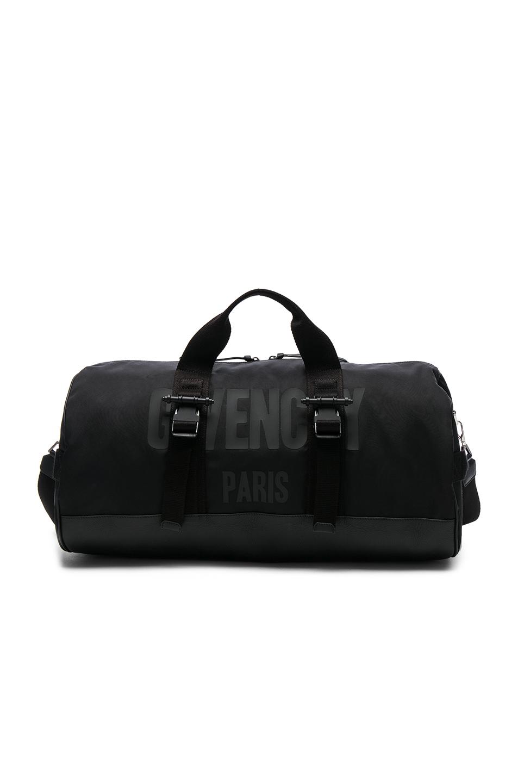 Givenchy Obsedia Techno Duffel Bag in Black
