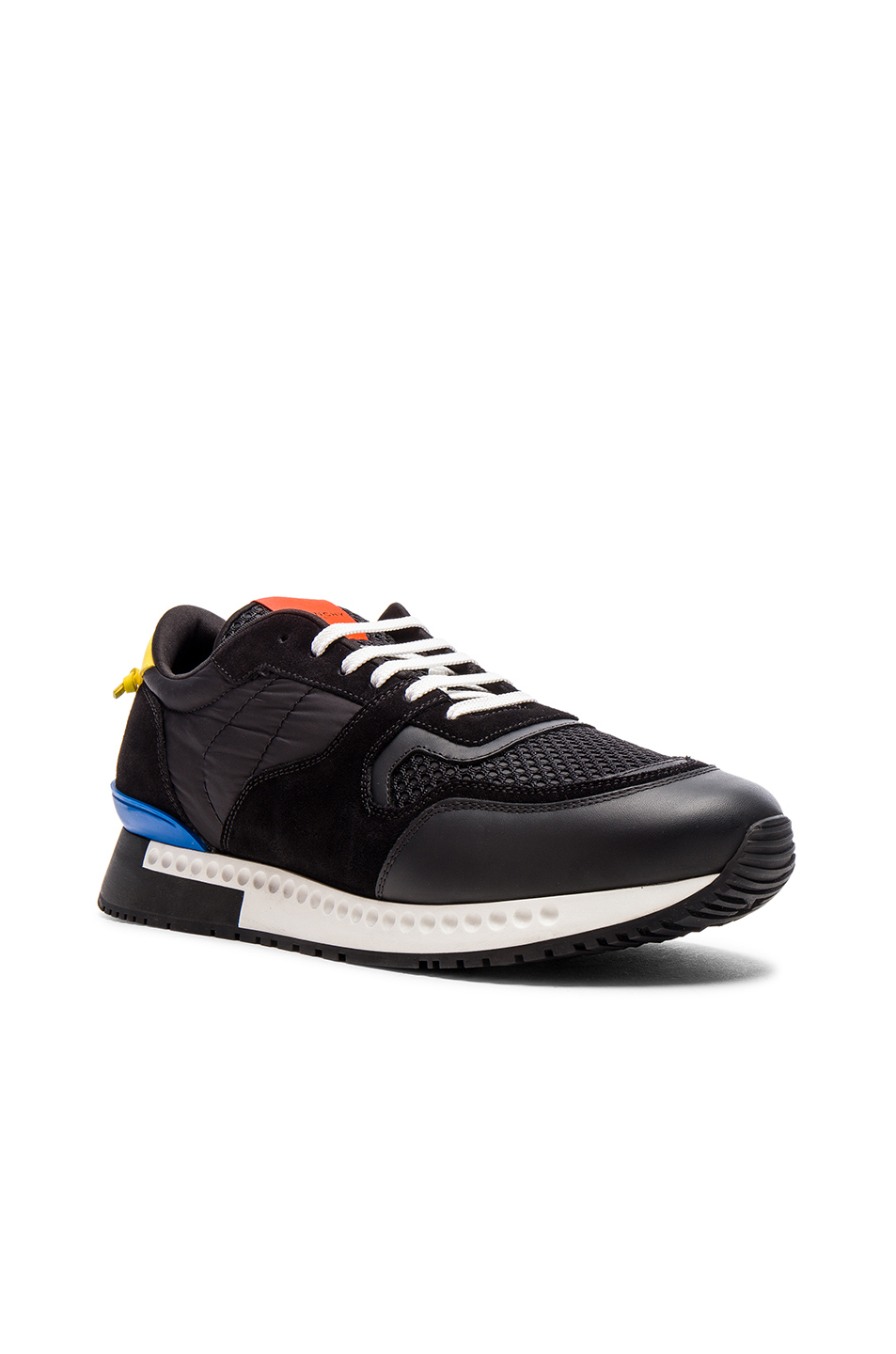 Givenchy Active Runner Sneakers in Black