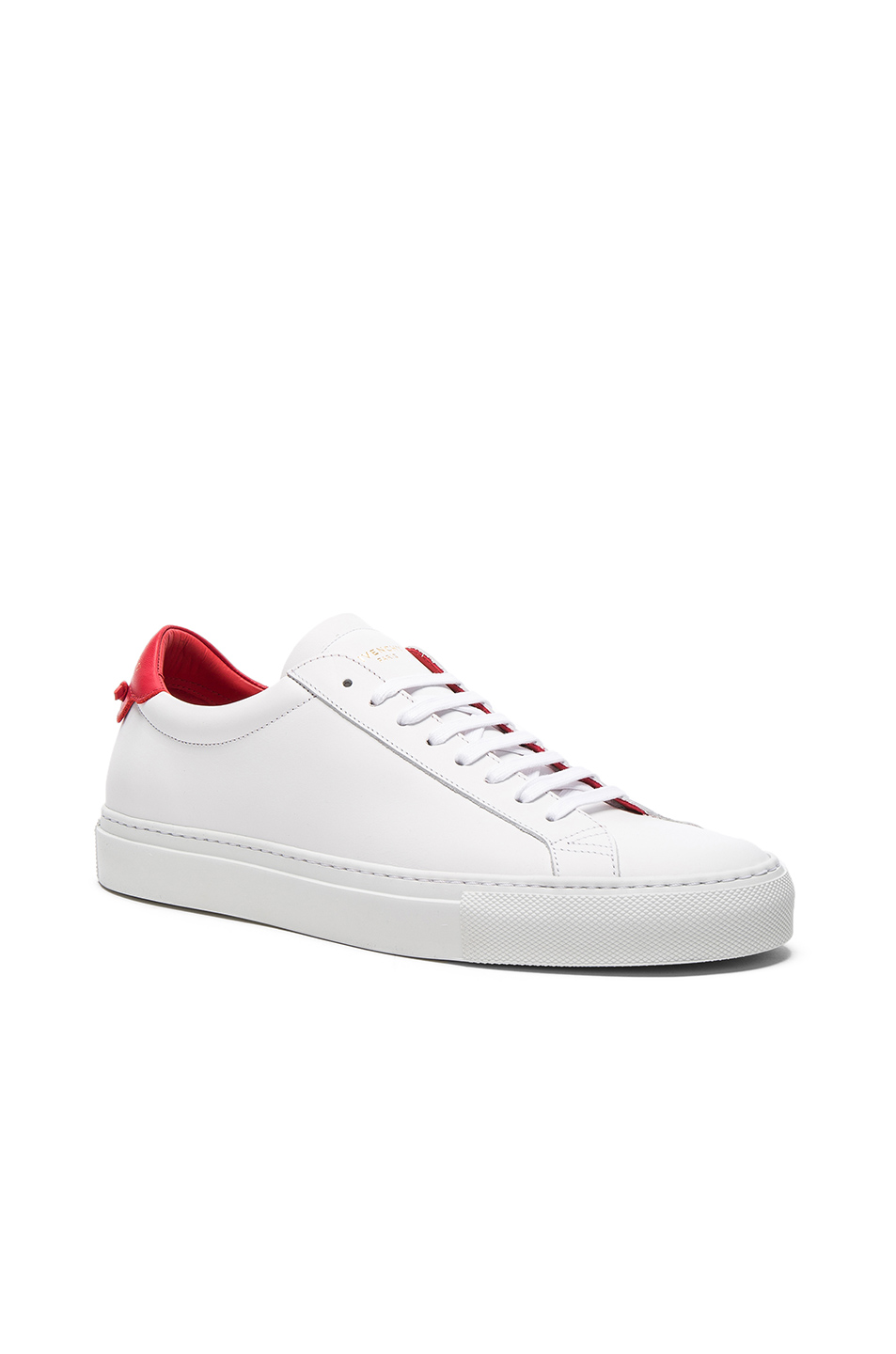 Givenchy Urban Street Low Top Sneakers in White