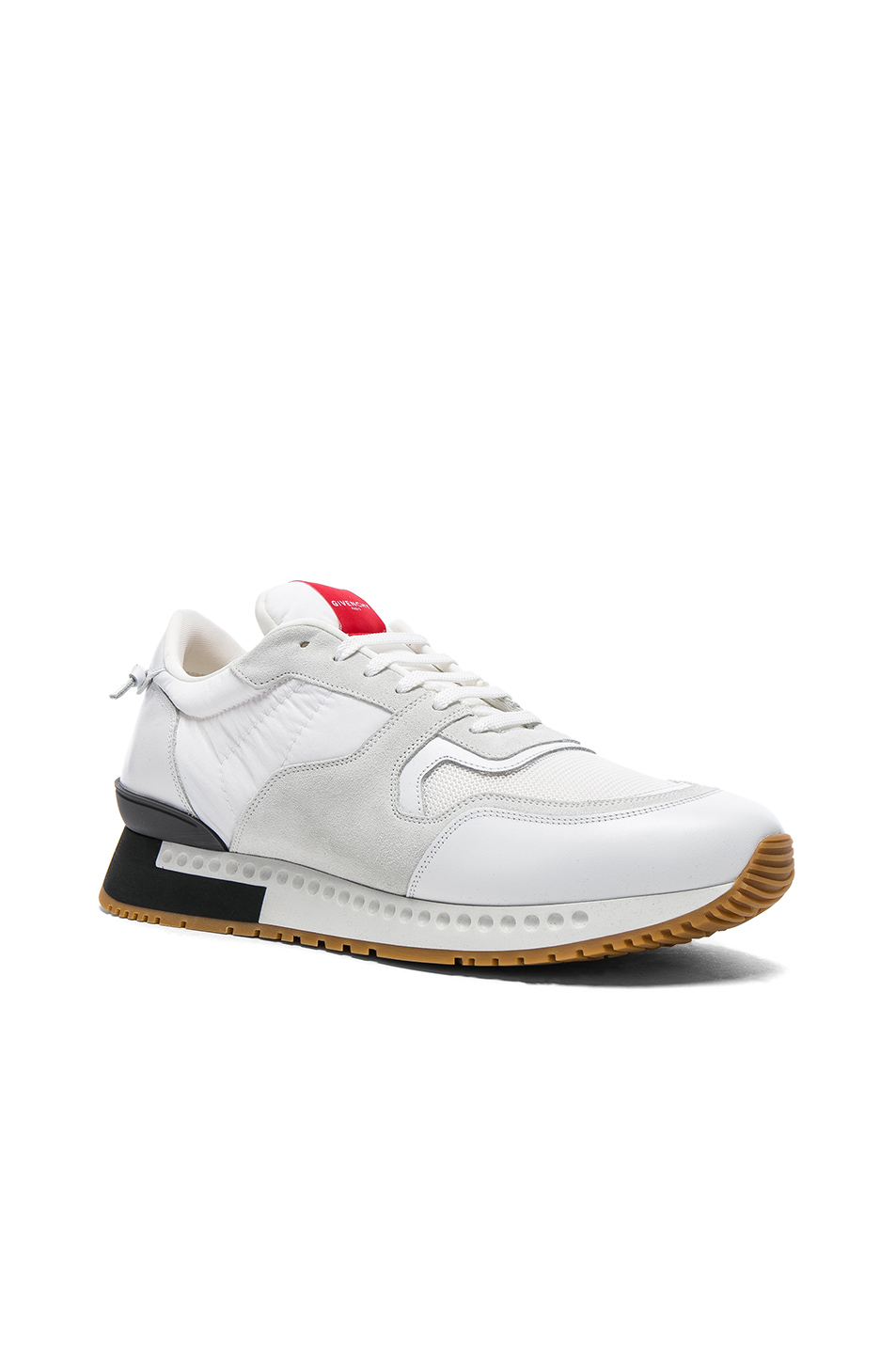 Givenchy Runner Active Sneakers in White