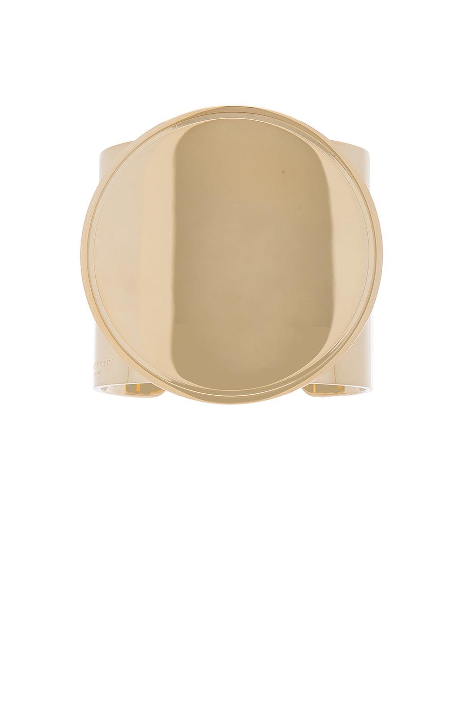 Givenchy Geometric Round Bracelet in Metallics