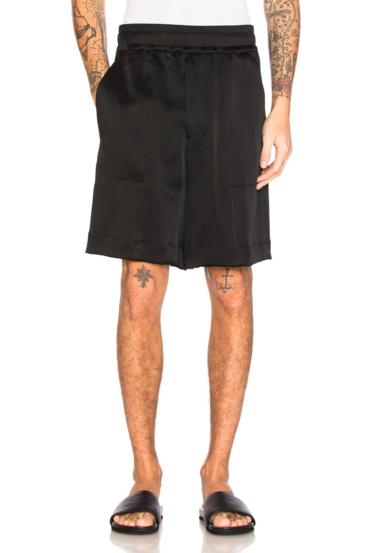 Haider Ackermann Shorts in Black