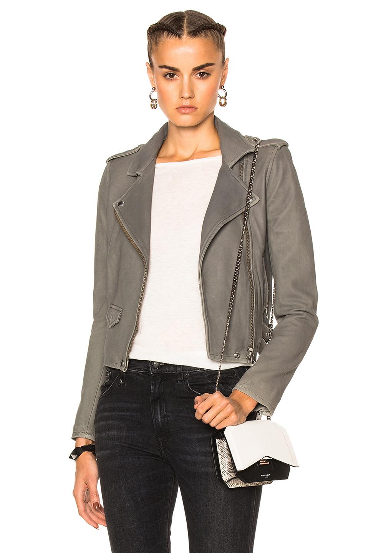 IRO Ashville Jacket in Gray