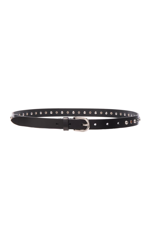 Isabel Marant Kerria Belt in Black
