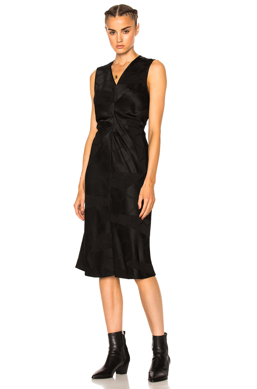 Photo of Isabel Marant Ravenax Dress in Black online sales