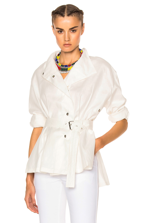 Isabel Marant Iana Top in White