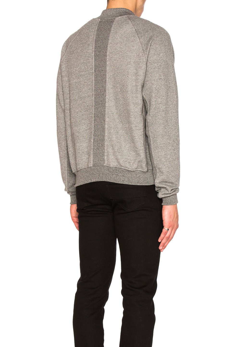 JOHN ELLIOTT Hellweek Crew in Gray