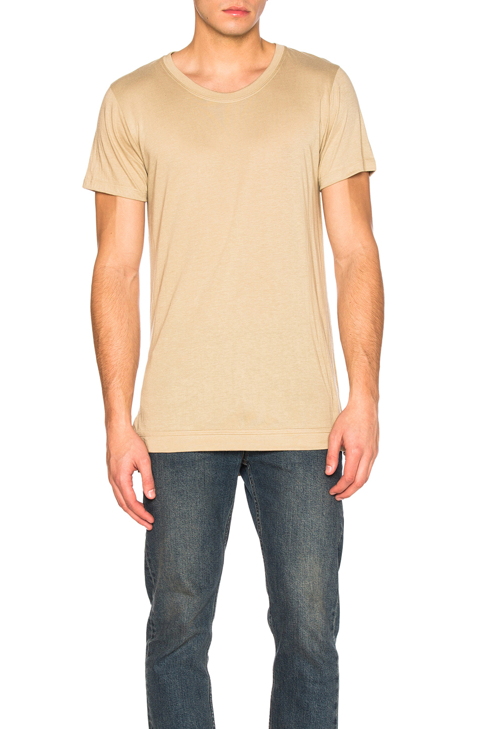 JOHN ELLIOTT Mercer Tee in Neutrals