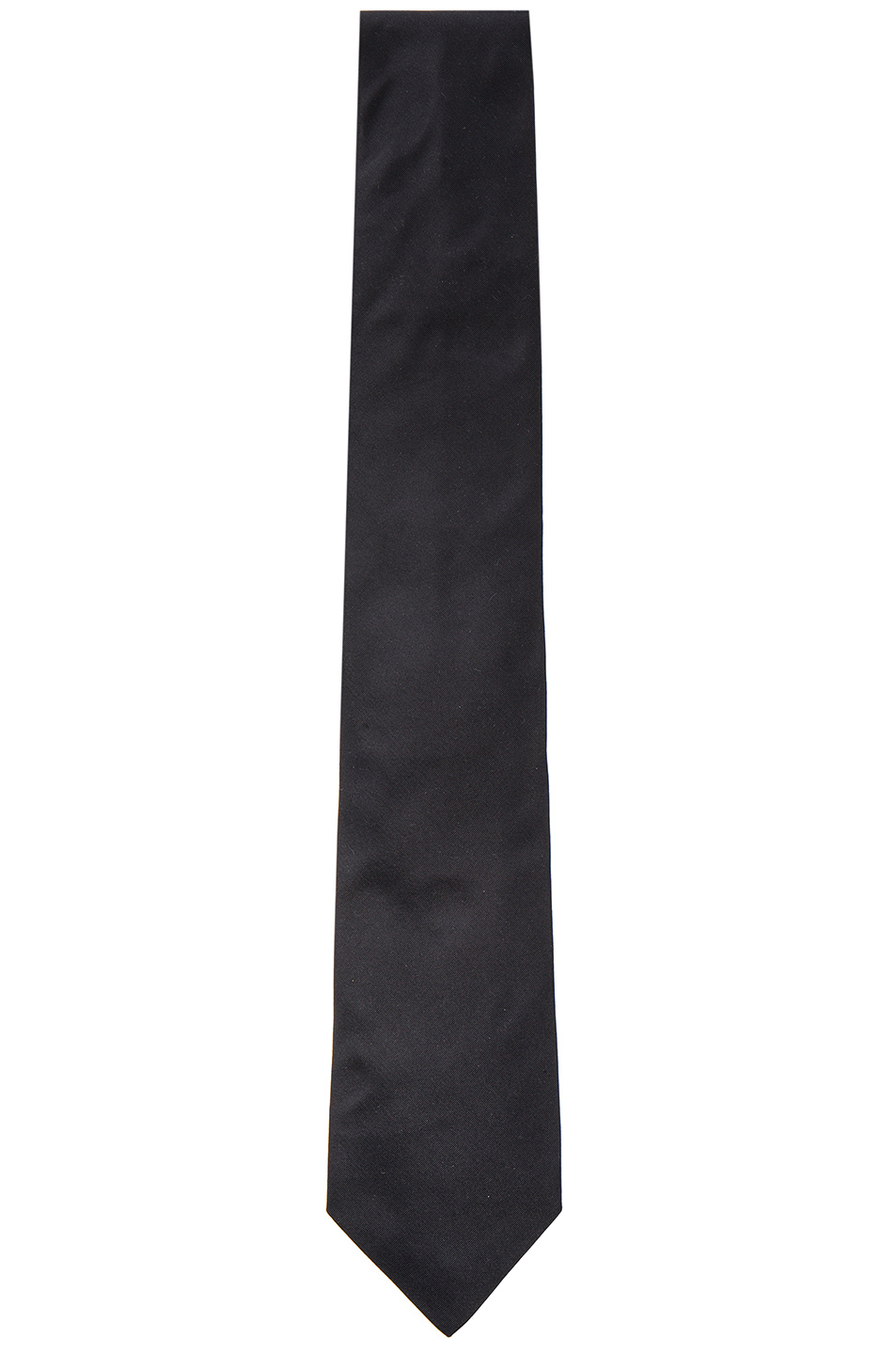 Lanvin Grosgrain Tie in Black