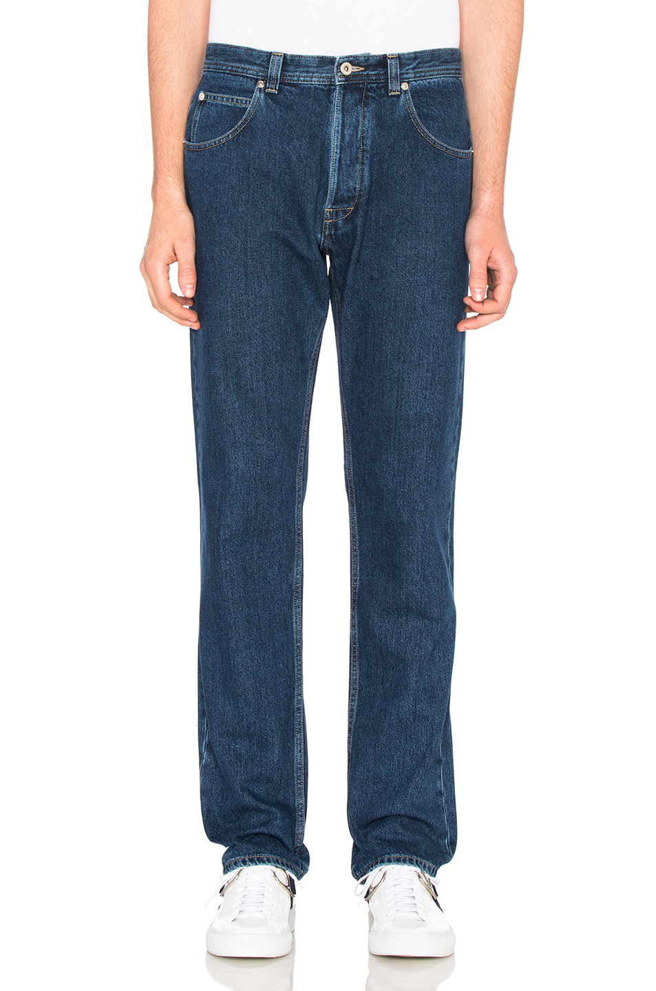Loewe Stonewashed Jeans in Blue