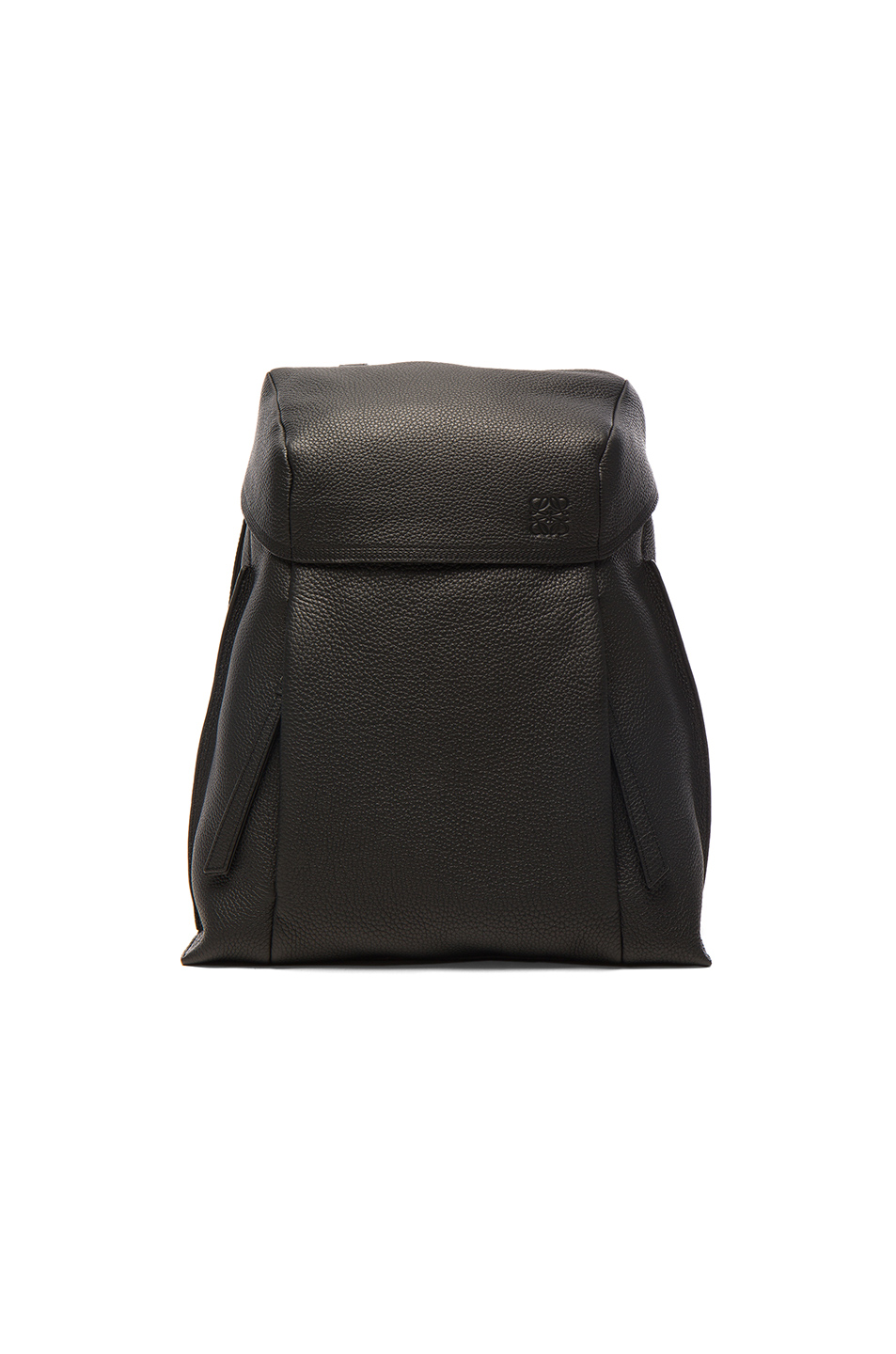 Loewe T Small Backpack in Black