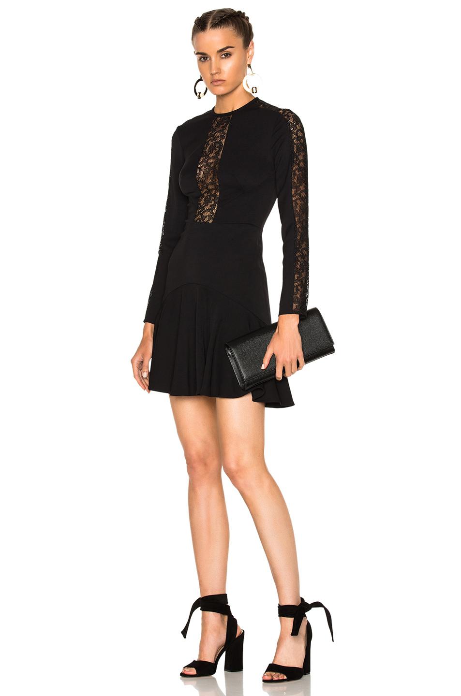 Lover Daphne Mini Dress in Black