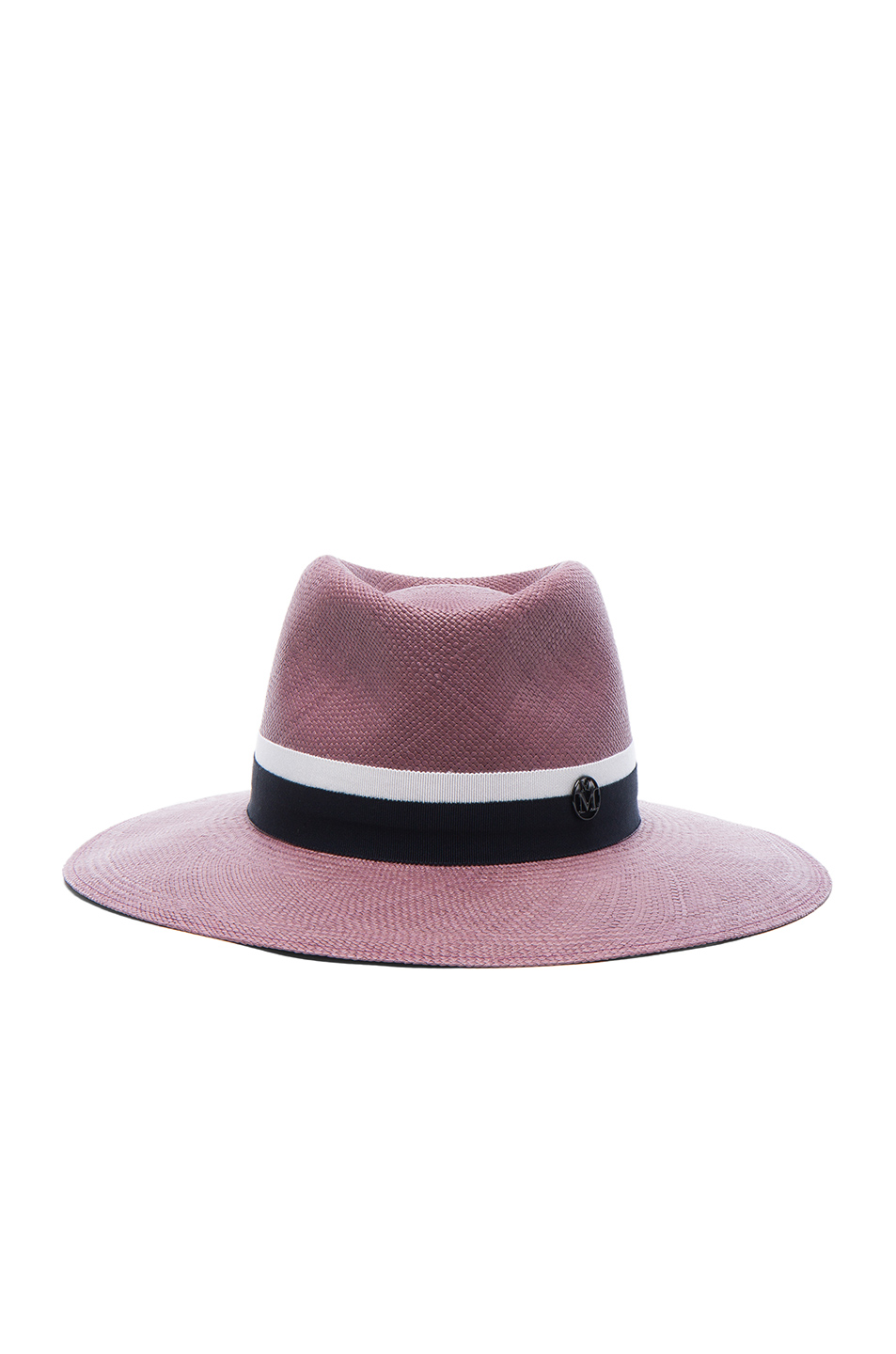 Maison Michel Charles Hat in Pink