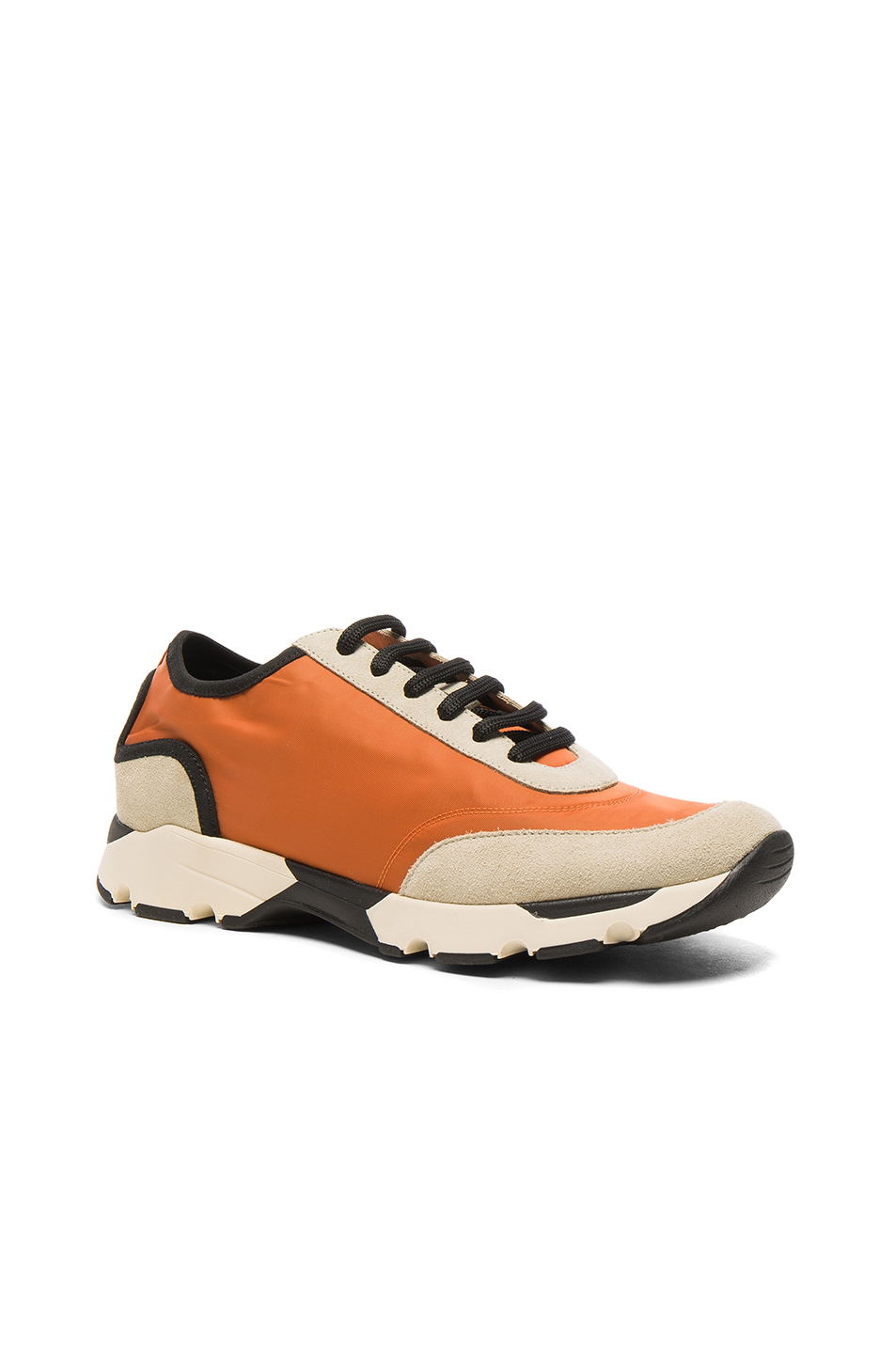 Marni Sneakers in Orange