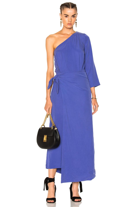 Mara Hoffman Shirley Dress in Purple