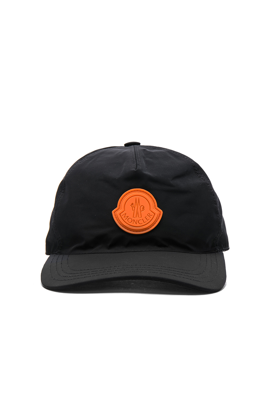 Moncler x Off White Cap in Black