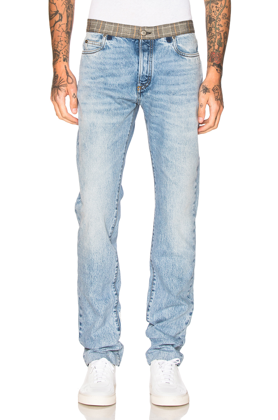 Maison Margiela Jeans in Blue
